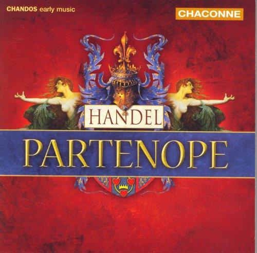 Partenope, HWV 27: Act III Scene 8: Passo di duolo in duolo (From Grief to Grief I make my fatal Progress)