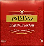 Twinings English Breakfast 200g, 100 Beutel, 1er Pack (1 x 200 g)