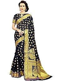 Koroshni Silk Saree With Blouse Piece