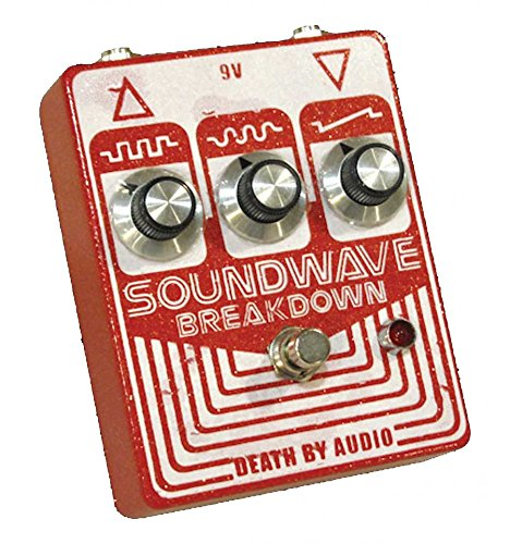 Death by Audio Soundwave Breakdown–Fuzz Guitarra