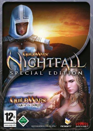 Guild Wars Nightfall: Special Edition (Nightfall + Eye of the North) Nightfall Pc