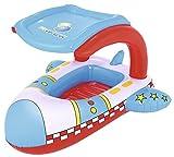 Bestway UV Judicieux Piscine Float 102x 97cm pour Enfant Bateau avec auvent