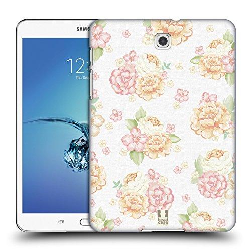 Head Case Designs Fatima Hamsa Cover Morbida In Gel Per Apple iPhone 7 / iPhone 8 Bianco
