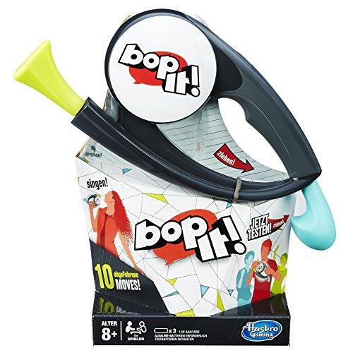 Hasbro Spiele B7428100 - Bop It!, Kinderspiel + Spiel Bop It, mit englischen Anweisungen