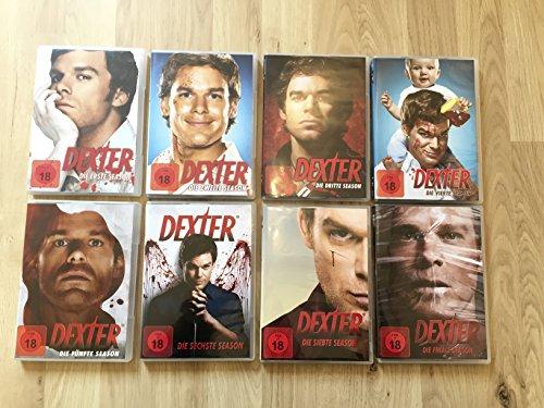 Staffel 1-8 (34 DVDs)