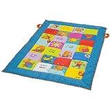 Taf toys Tapis d'Eveil I love 100 x 150 x 2,8 cm