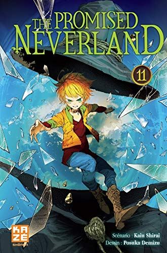 The Promised Neverland Edition simple Tome 11