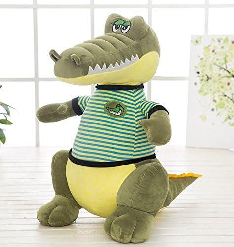 WWUUOOPRT Qualité et sécurité Peluche 60cm Dinosaure Dinosaure Dinosaure avec des Coussins Animaux en Peluche Jouets Adorable Dinosaure Cadeau pour  s  s (Vert) 6edf21