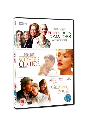 Classic Films Triple - On Golden Pond/Fried Green Tomatoes/Sophie's Choice [3 DVDs] [UK Import]