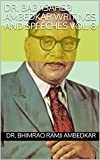 DR. BABASAHEB AMBEDKAR WRITINGS AND SPEECHES VOL. 8