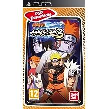Naruto Shippuden: Ultimate Ninja Heroes 3 - Essentials (PSP) [Importación inglesa]