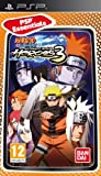 Cheapest Naruto Shippuden Ultimate Ninja Heroes 3 (Essentials) on PSP
