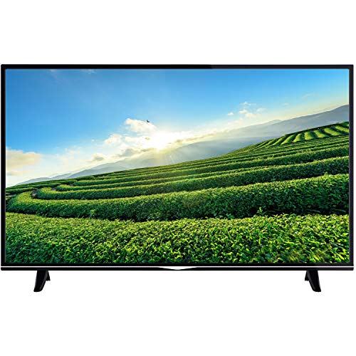ElectrIQ 49-inch 4K Ultra HD LED Smart TV with Freeview HD and Freeview Play