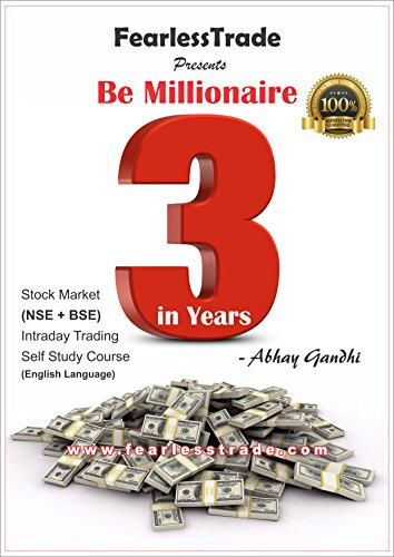 be millionaire in 3 years nse bse trading guide indian stock rh amazon in