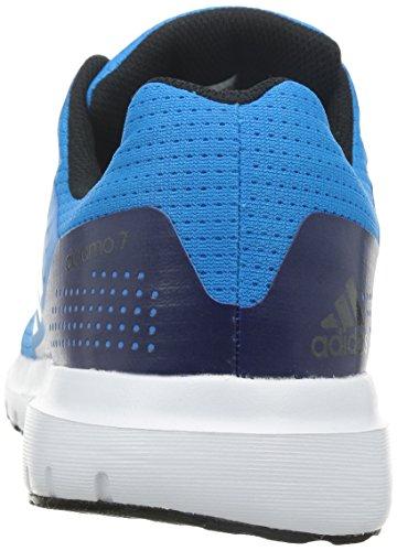adidas Duramo 7 Herren Laufschuhe Blau (Solar Blue /Night Met, /Midnight Indigo)