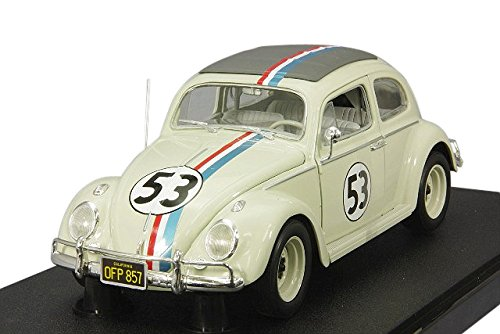 hotwheels-elite-bly59-volkswagen-beetle-herbie-1-18-blanc