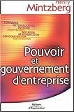 Image de Pouvoir et gouvernement d'entreprise