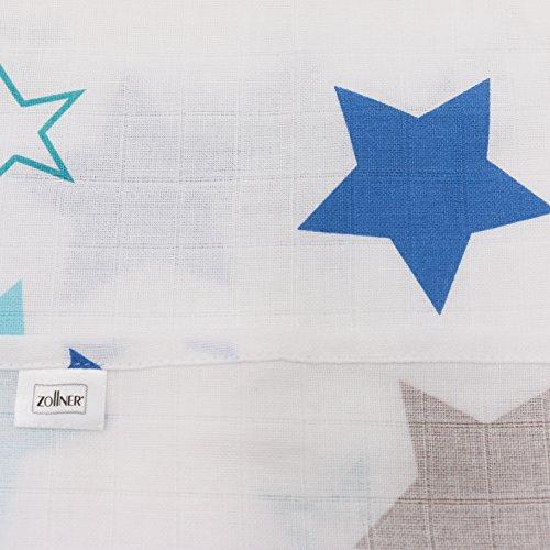 Comprar zollner set de muselinas para beb gasas para - Textiles para hosteleria ...