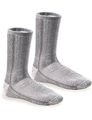 2 Paar richtig dicke, super warme THERMO ULTRA Thermo Socken - Vollfrottee, dickes Terryfutter, echte Wolle! - Qualität von celodoro