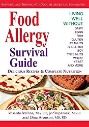 Food Allergy Survival Guide: Surviving and Thriving with Food Allergies and Sensitivities by Vesanto Melina (2004-08-10)