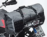 Wasserdichte Hecktasche Drybag 700, 70 Liter, grau/schwarz, wasserdicht