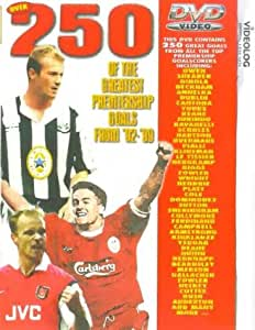 Over 250 Of The Greatest Premiership Goals 1992-99 [DVD]