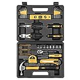 Juego de herramientas de 65 piezas DEKO Kit de herramientas