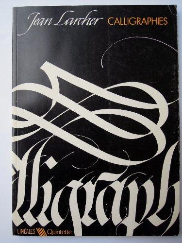 Calligraphies