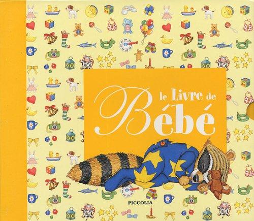 Le Livre de Bébé : Jaune