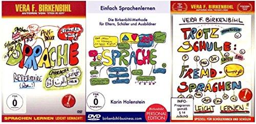 Vera F. Birkenbihl - Sprachen lernen - The Complete Edition [3 DVDs]