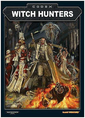 Codex Witch Hunters (Warhammer 40,000) by Graham McNeil (30-Nov-2003) Paperback