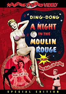 Ding Dong Night at Moulin & Merry Maids of the Gay [DVD] [1954] [Region 1] [US Import] [NTSC]