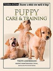 Puppy Care & Training [With DVD] (Terra-Nova)