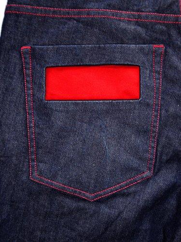 MOORE DENIM Herren Jeans GARETH, individualisierbar Beige