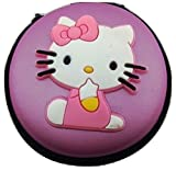 Shopkooky Hello Kitty Printed Designer Attractive Silicon Round - Best Reviews Guide