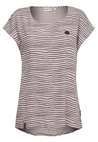 Dont Shop (Naketano Female Shortsleeve Don't Stop Stanzi Now! III Stripes I, M)