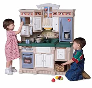 Little Tikes Deluxe Kitchen Set