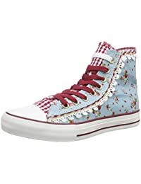 Krüger MADL Strawberry Damen Hohe Sneakers