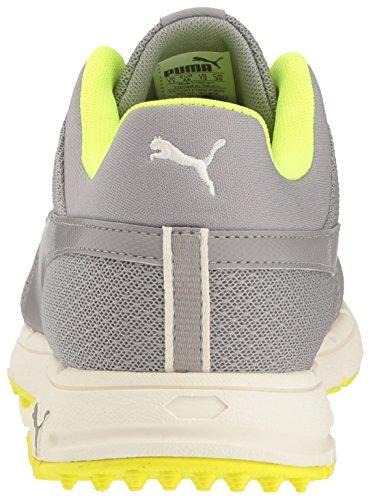 Drizzle Grip Puma Gelb grau Puma grau Sport yellow safety Sneaker Herren qHxwP87