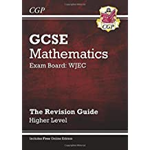 GCSE Maths WJEC Revision Guide with Online Edition - Higher (A*-G Resits)