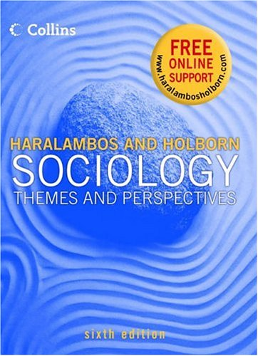 Sociology Themes and Perspectives