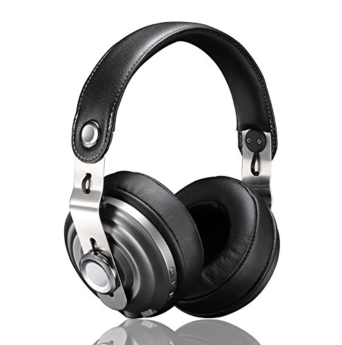 Betron HD800 Bluetooth Over Ear Headphones, Wireless, High Performance Bass Driven Stereo Sound, 50mm Drivers , with Microphone