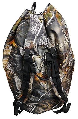 Sac A Dos 120 Litres - Sac Camouflage pour Tir 120 Litres Sac