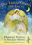 Image de Das Traum-Orakel der Engel: 55 Karten mit Begleitbuch