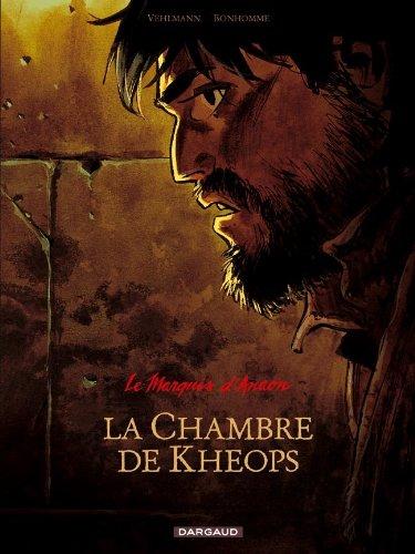 Marquis d'Anaon (Le) - tome 5 - Chambre de Khéops (La)