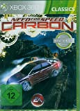 Need for Speed Carbon (Xbox 360)