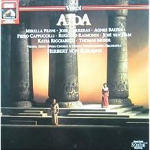Verdi: Aida (Gesamtaufnahme, italienisch - 1979) [Vinyl Schallplatte] [3 LP Box-Set]