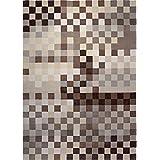 Esprit - Handtuft Pixel - beige - 70 x 140 cm