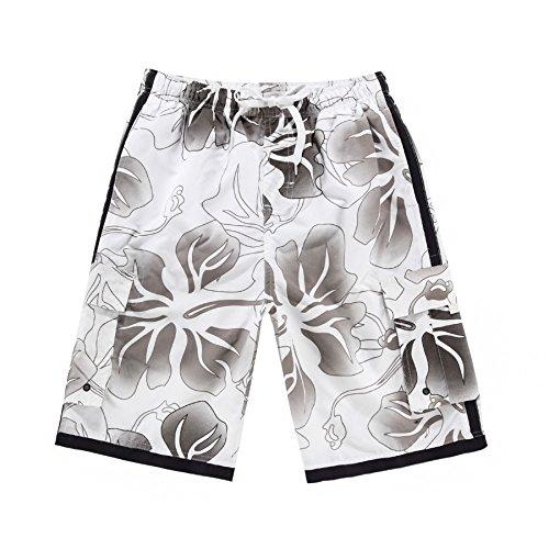 Tronco-de-bao-para-hombres-Palm-Wave-en-Hibisco-blanco-XL