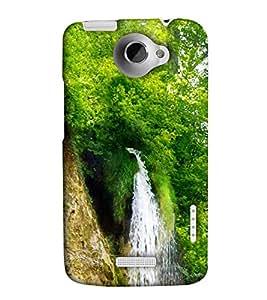 EagleHawk Designer 3D Printed Back Cover for HTC One X - D095 :: Perfect Fit Designer Hard Case
